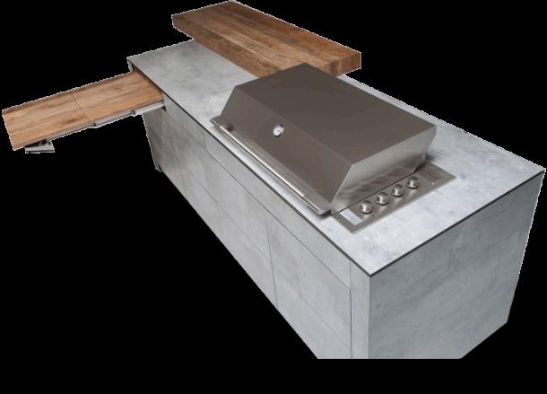 Outdoorküche Tür Reinigen : Luxus outdoorküche made in germany. handwerk aus leidenschaft